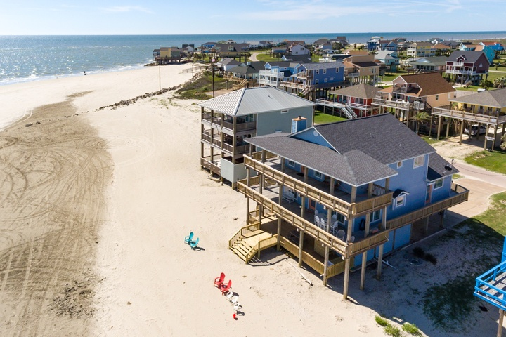 Super Texas Beach Vacation Rentals Search Beachfront Canal Home Interior And Landscaping Elinuenasavecom